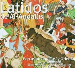LATIDOS DE AL-ANDALUS PANIAGUE/MAYORAL/SPRICHEF, CD