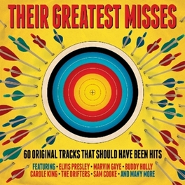 THEIR GREATEST MISSES 60 ORG TRACKS THAT SHOULD HAVE BEEN HITS V/A, CD