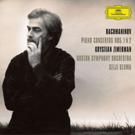 PIANO CONCERTO NO.1 & 2 BOSTON S.O./KRYSTIAN ZIMERMAN Audio CD, S. RACHMANINOV, CD