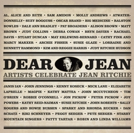 DEAR JEAN - ARTISTS.. .. CELEBRATE JEAN RITCHIE V/A, CD