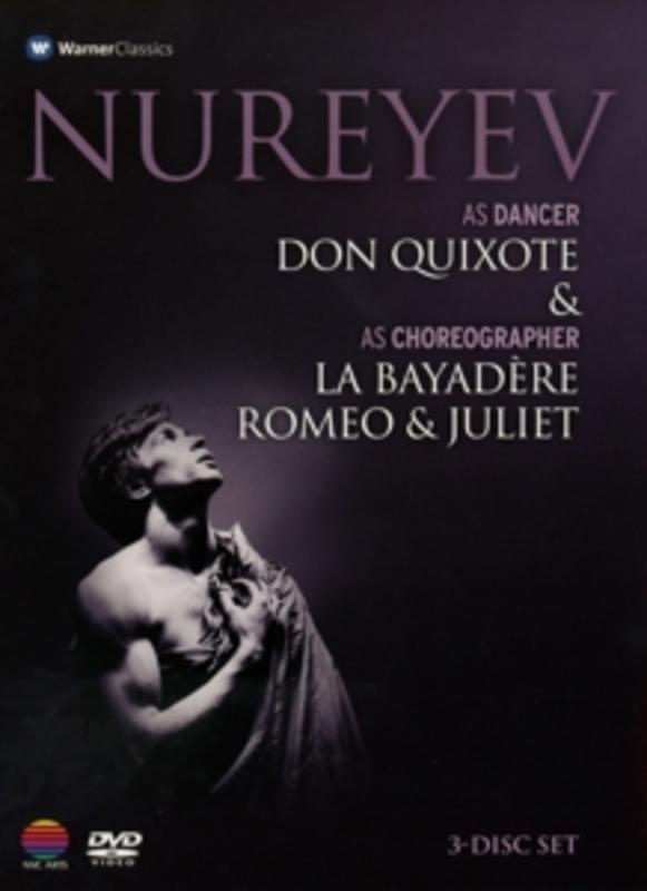 NUREYEV RUDOLF NUREYEV, DVDNL