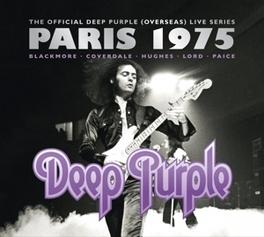 PARIS 1975 REMIXED FROM THE ORIGINAL MULTI-TRACKS RECORDINGS DEEP PURPLE, LP