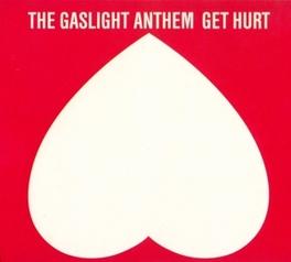 GET HURT -DELUXE- GASLIGHT ANTHEM, CD