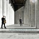 COMPLETE MUSIC FOR 2 GUIT ANDREA PACE/CRISTIANO POLI CAPPELLI