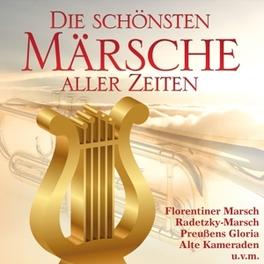 SCHONSTEN MARSCHE ALLER.. .. ZEITEN V/A, CD