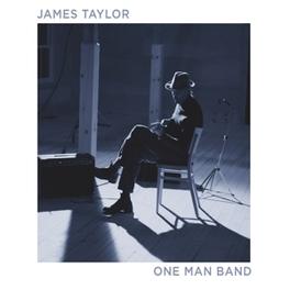 ONE MAN BAND JAMES TAYLOR, CD