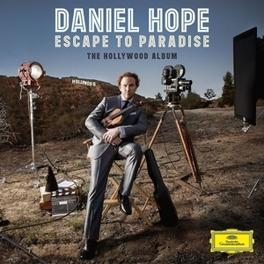 ESCAPE TO PARADISE THE HOLLYWOOD ALBUM/MAX RAABE DANIEL HOPE, CD