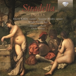 DUETS HARMONICES MUNDI/CLAUDIO ASTRONIO/EMMA KIRKBY A. STRADELLA, CD