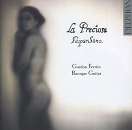 LA PRECIOSA GORDON FERRIES G. SANZ, CD