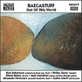 OUT OF THIS WORLD BAECASTUFF, CD