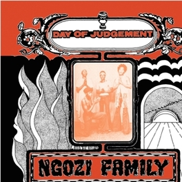 DAY OF JUDGEMENT PACKAGED IN A DELUXE HARD COVER CASE BOOK NGOZI FAMILY, CD