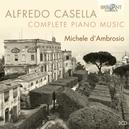 COMPLETE PIANO MUSIC MICHELE D'AMBROSIO