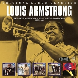 ORIGINAL ALBUM CLASSICS &EARL HINES/IN NY/ST LOUIS BLUES/YOU'RE DRIVING../STARD LOUIS ARMSTRONG, CD