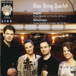 STRING QUARTETS ELIAS STRING QUARTET HAYDN/SHUMANN, CD