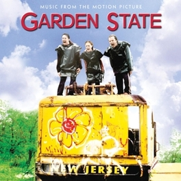 GARDEN STATE 180 GRAM / AVAILABLE ON VINYL FOR THE FIRST TIME! OST, LP