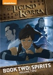 De Legende Van Korra - Boek 2: Spirit Deel 2