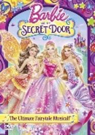 DVD Barbie en de geheime deur