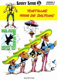 LUCKY LUKE 31.  TORTILLAS VOOR DE DALTONS (ZIE ISBN 9789031434695) LUCKY LUKE, MORRIS, GOSCINNY, RENÉ, Paperback