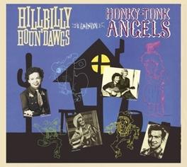 HILLBILLY HOUN'.. -DIGI- .. DAWGS // 32PG. BOOKLET V/A, CD
