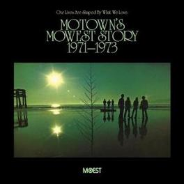 OUR LIVES ARE SHAPED BY.. .. WHAT WE LOVE: MOTOWN'S STORY (1971-1973) V/A, LP