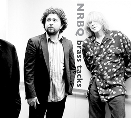 BRASS TACKS LP + DOWNLOAD NRBQ, Vinyl LP