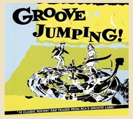 GROOVE JUMPING -DIGI- 24PG. BOOKLET V/A, CD