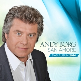 SAN AMORE ANDY BORG, CD