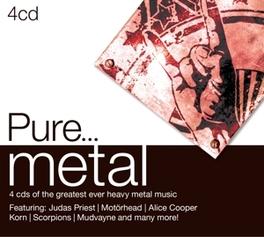 PURE... METAL -DIGI- V/A, CD