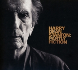 PARTLY FICTION HARRY DEAN STANTON, CD