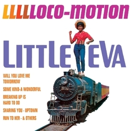 LOCO-MOTION LITTLE EVA, CD