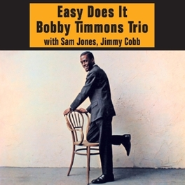 EASY DOES IT BOBBY TIMMONS, CD