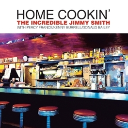 HOME COOKIN' JIMMY SMITH, CD