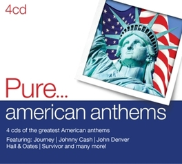PURE...AMERICAN ANTHEMS Various, CD