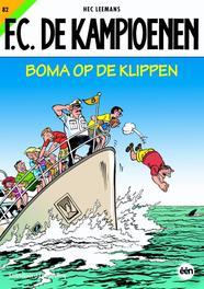 Boma op de klippen KAMPIOENEN, Leemans, Hec, Paperback