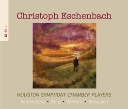 CHRISTOPH ESCHENBACH HOUSTON SYMPHONY CHAMBER PLAYERS CHRISTOPH ESCHENBACH, CD