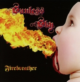 FIREBREATHER SUNLESS SKY, CD
