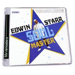 SOUL MASTER -EXPANDED- EDWIN STARR, CD