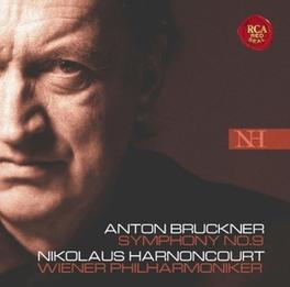 SYMPHONY NO.9 NIKOLAUS HARNONCOURT/WIENER PHILHARMONIKER A. BRUCKNER, CD
