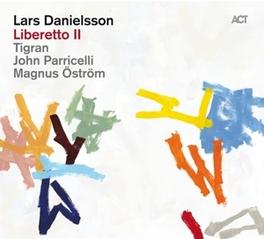 LIBERETTO II LARS DANIELSSON, CD
