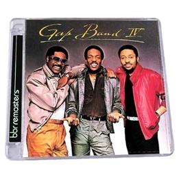 GAP BAND IV -EXPANDED- GAP BAND, CD