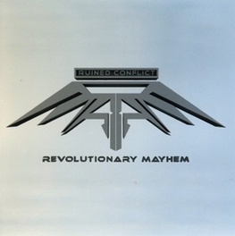 REVOLUTIONARY MAYHEM RUINED CONFLICT, CD