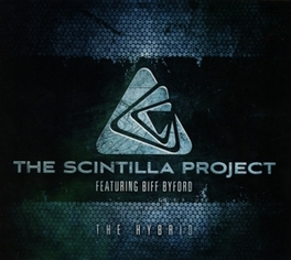 HYBRID FEATURING BIFF BYFORD FROM SAXON SCINTILLA PROJECT, CD