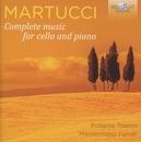 COMPLETE MUSIC FOR CELLO ROBERTO TRAININI/MASSIMILANO FERRATI