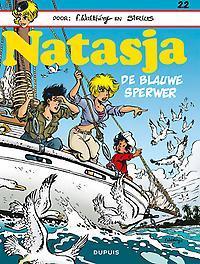 NATASJA 22. DE BLAUWE SPERWER NATASJA, Walthéry, François, Paperback