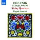 STRING QUARTETS TIPPETT QUARTET