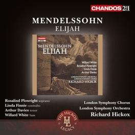 ELIJAH LONDON SYMPHONY ORCHESTRA MENDELSSOHN-BARTHOLDY, F., CD