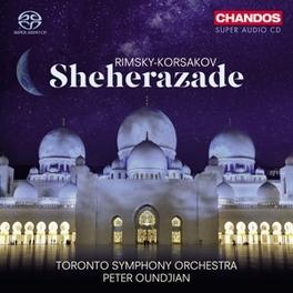 SHEHERAZADE TORONTO S.O./OUNDJIAN RIMSLY-KORSAKOV, N., CD