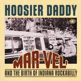 HOOSIER DADDY INDIANA ROCKABILLY V/A, CD