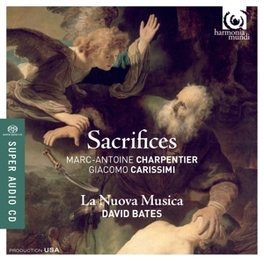 SACRIFICES LA NUOVA MUSICA CHARPENTIER/CARRISIMI, CD