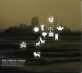 TWELVE TRIBES KRAKAUER, DAVID -KLEZMER, CD